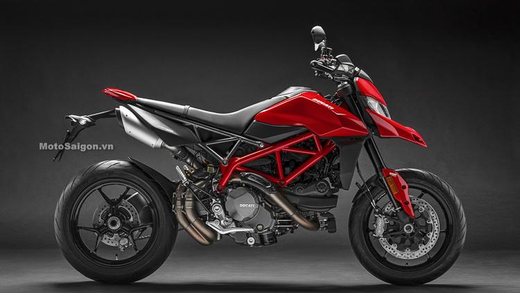 Ducati Hypermotard 950 SP phiên bản tiêu chuẩn