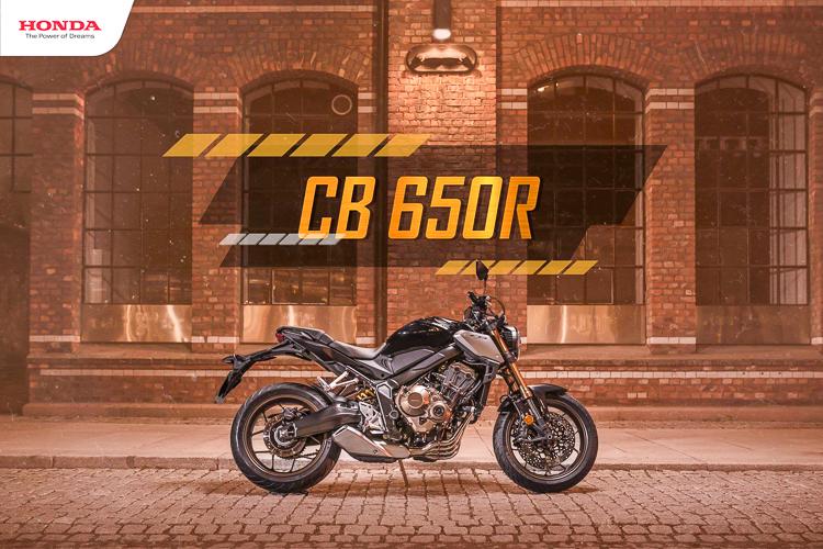 Honda CB650R 2019 sẽ được phân phối chính hãng tại Việt Nam?