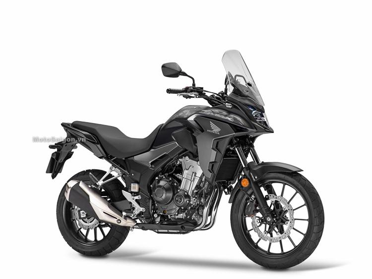 Giá xe Honda CB500X 2019 tại Việt Nam ở mức gần 188 triệu đồng