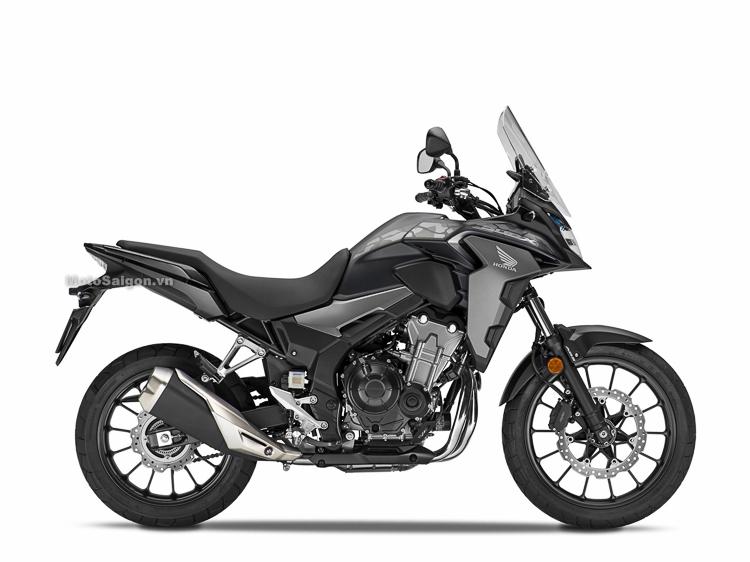 Honda CB500X 2019 phiên bản mới chính thức trình làng