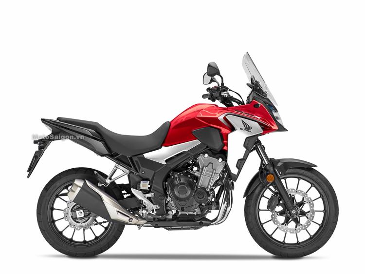 Giá xe Honda CB500X 2019 188 triệu cùng 5 chi tiết đặc biệt