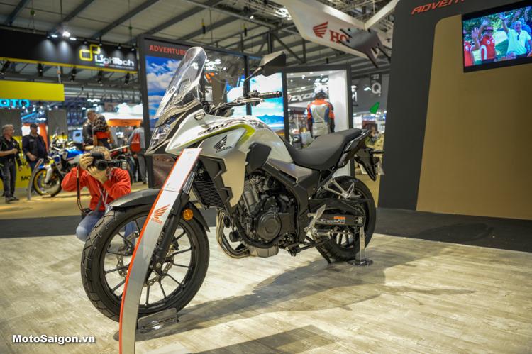 Honda CB500X 2019 giá bao nhiêu?