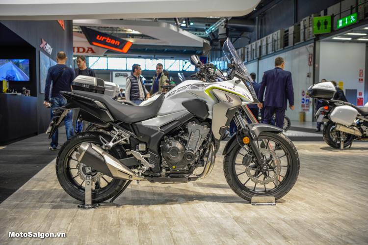 Honda CB500X 2019 giá bao nhiêu? 5 chi tiết mới khác biệt