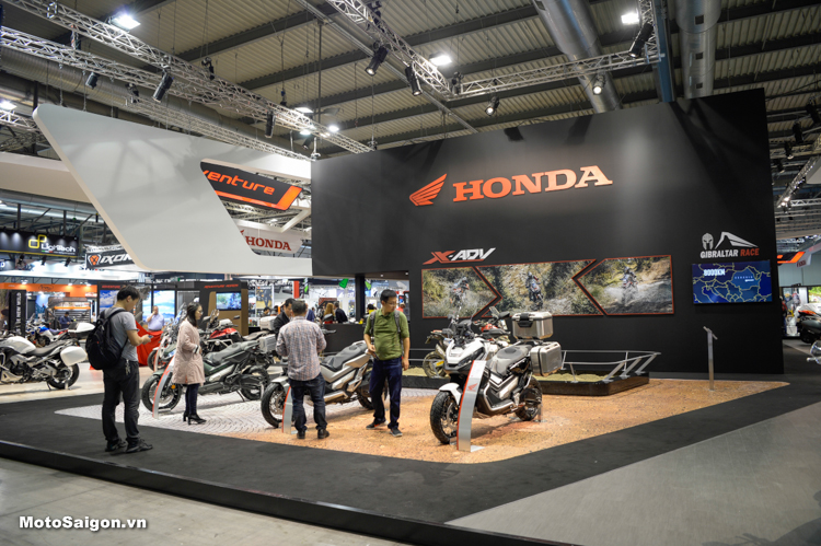 Chi tiết 5 mẫu xe mới được Honda mang đến EICMA 2018