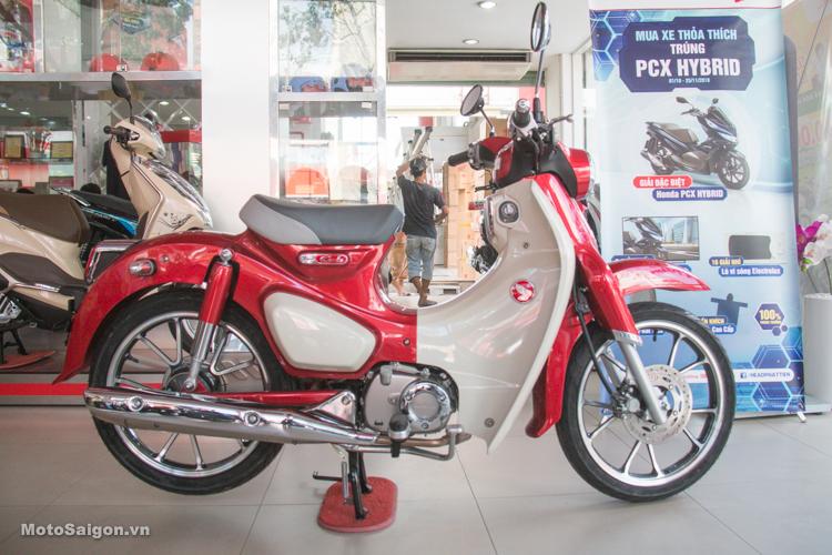 Honda Super Cub C125 và Monkey 125 đã có mặt tại đại lý, Giá lăn bánh
