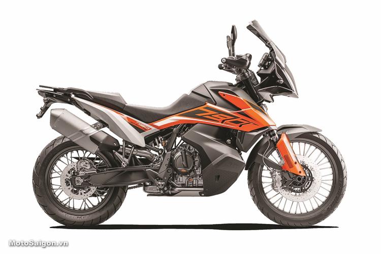 KTM 790 Adventure 2019 bản tiêu chuẩn
