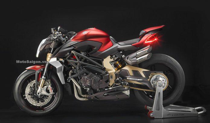 MV Agusta Brutale 1000 2019 Serie Oro Vua dòng naked với