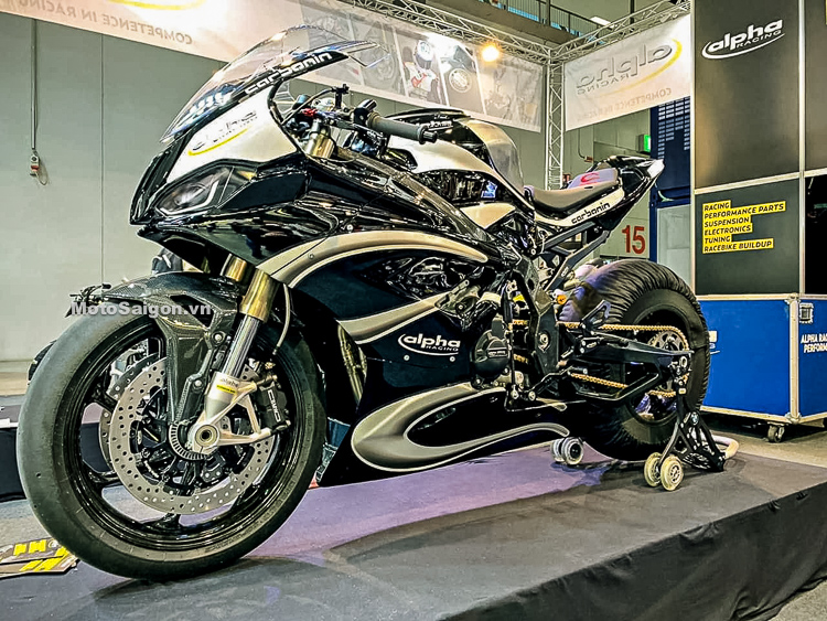 BMW S1000RR 2019 Alpha Racing