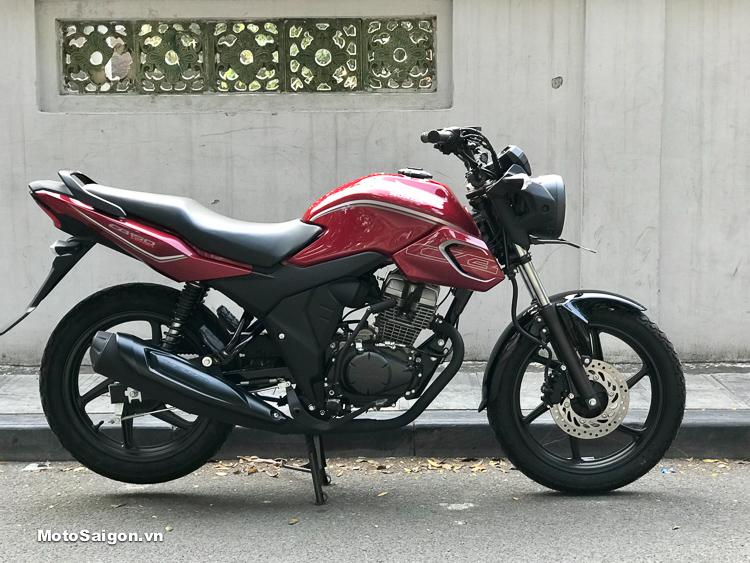Honda CB150 Verza về Việt Nam số lượng lớn giá bán cực sốc