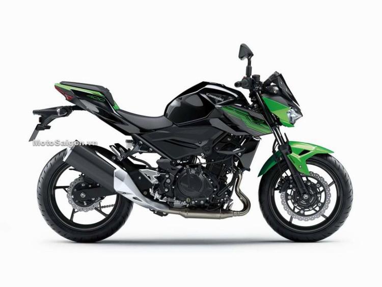 Giá xe Kawasaki Z400 chính hãng tại Việt Nam
