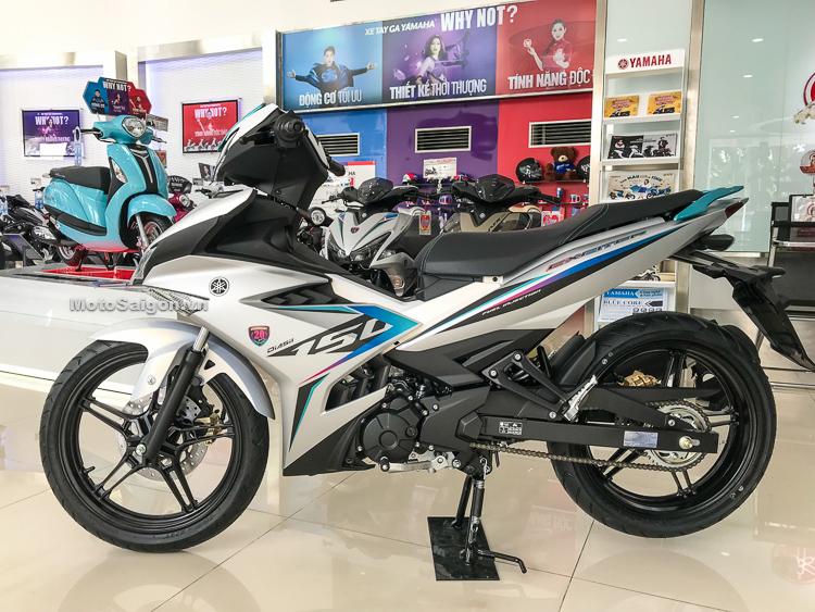 Yamaha Exciter 20th Anniversary 2019 kỷ niệm 20 năm giá 48 triệu đồng