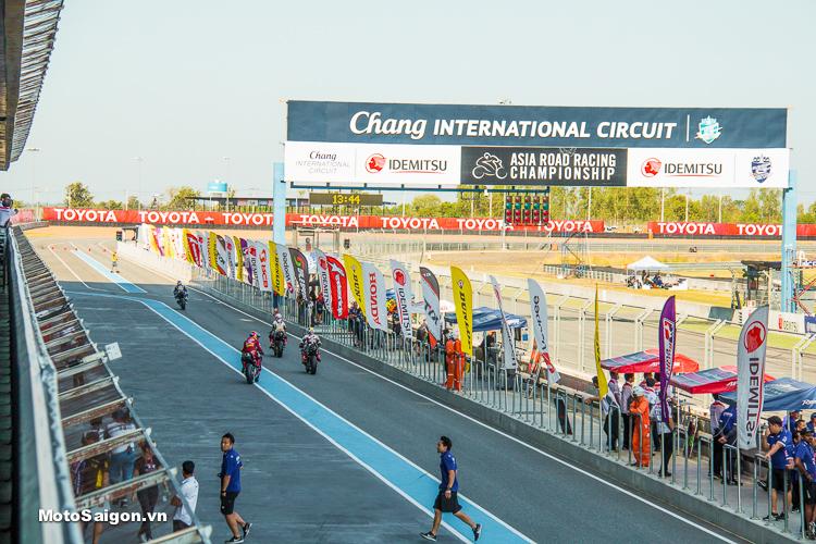 Toàn cảnh chặng 6 giải đua xe ARRC 2018 cùng đội Yuzy Honda Vietnam Racing