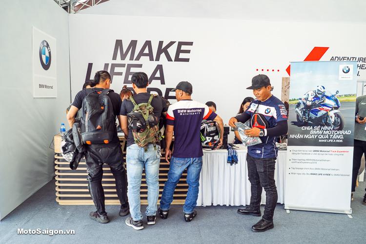 BMW S1000 R/RR/XR hội tụ tại Trường đua Đại Nam tham dự BMW Motorrad Track Days 2018