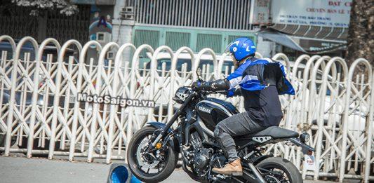 Đánh giá nhanh Yamaha MT-09 và XSR900 đã có giá bán chính hãng