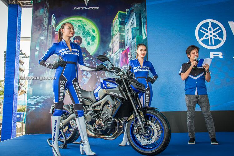 Yamaha công bố giá bán chính hãng MT-09 và XSR900 tại Việt Nam