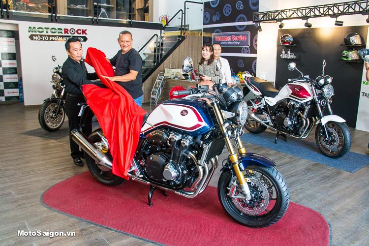 Giá xe Honda CB1300 SP 2019 nhập Mỹ đã có mặt tại Motorrock