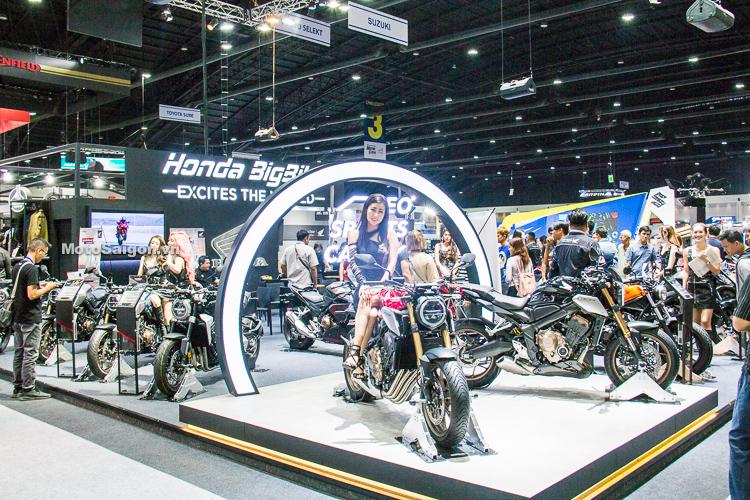 Trên yên thực tế Honda CB650R đã có giá bán