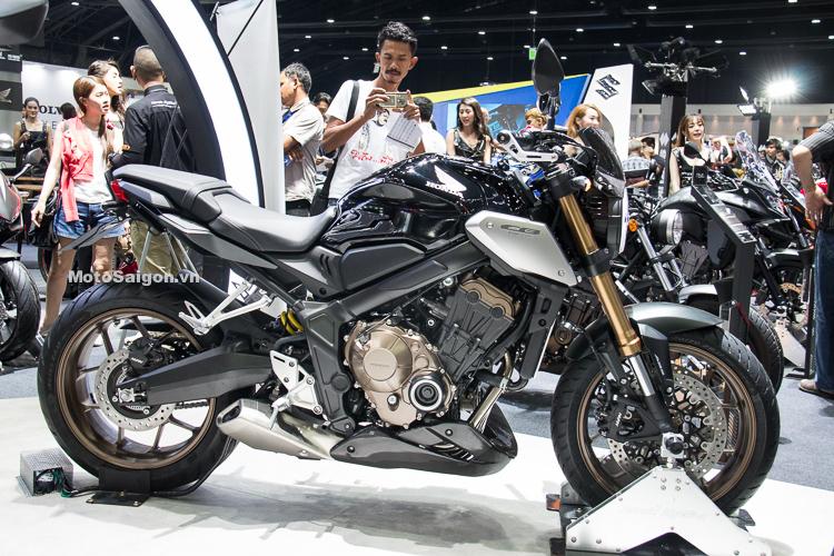 Honda CB650R Muscular Edition