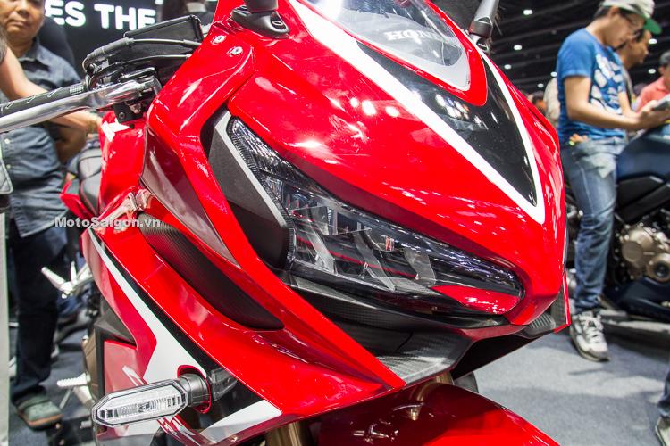 Honda chính thức công bố giá bán CBR650R, CBR500R và CB500X 2019