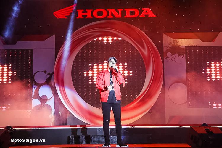 Đêm Đại nhạc hội Honda