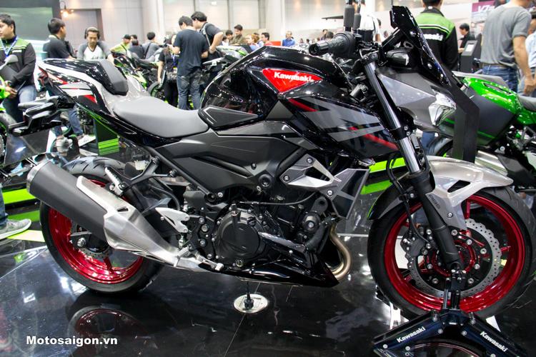 Giá xe Kawasaki Z400 SE 2019 được công bố tại Thái Lan