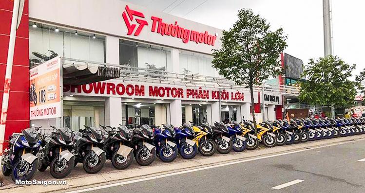Chương trình Ưu đãi Giá bán tất cả các mẫu xe có mặt tại Hệ thống Showroom Thưởng Motor.