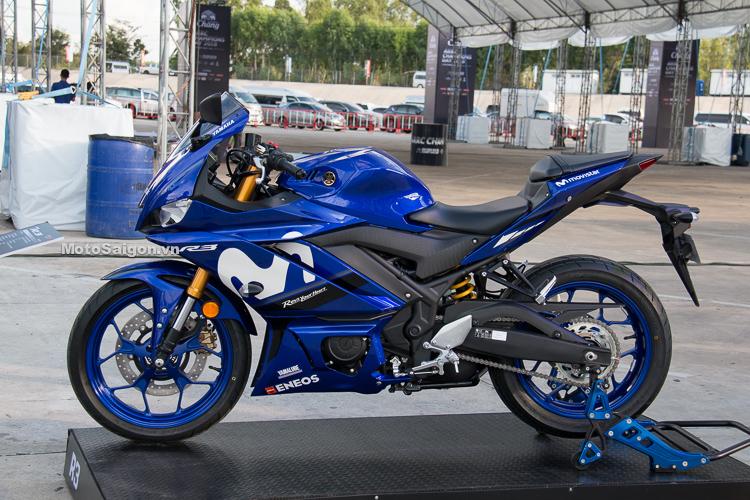 Giá xe Yamaha R3 2019 ABS Movistar sắp được bán tại Việt Nam