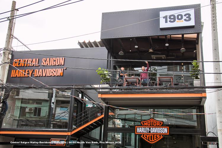 Sắp khai trương 1903 CAFÉ của Harley-Davidson với nhiều ưu đãi hấp dẫn