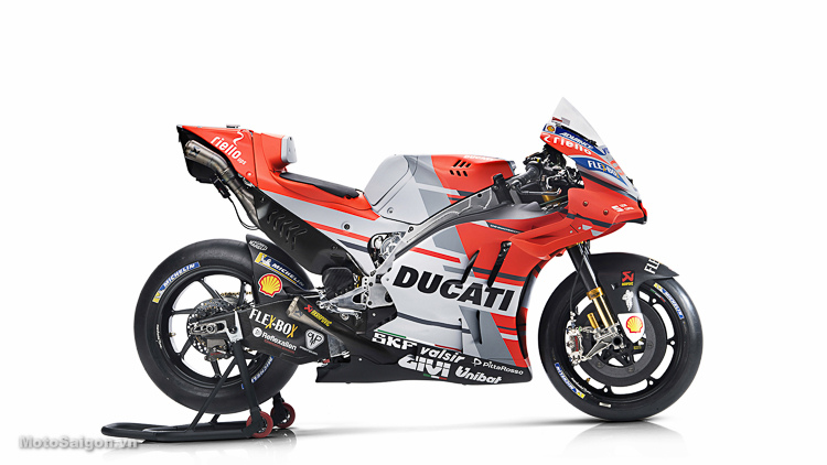 Ducati Desmosedici GP18 của MotoGP mùa giải 2018