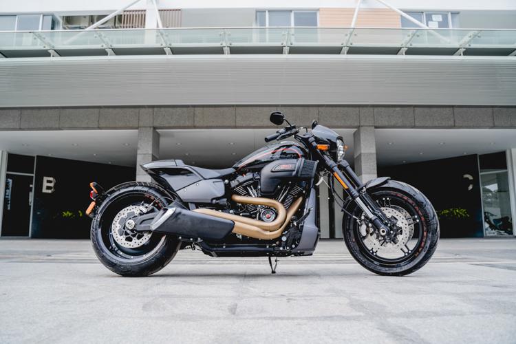 Giá bán Harley-Davidson FXDR 114 2019 chính thức được công bố tại Việt Nam