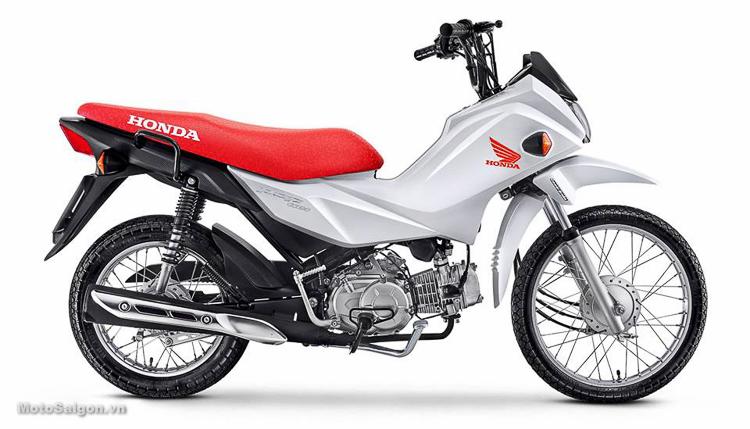 Độc đáo với thiết kế của Honda Pop 110i 2019 giá hơn 35 triệu đồng