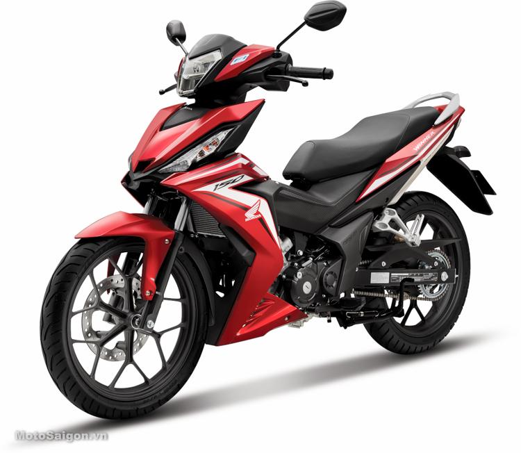 Honda Winner 150 màu Đỏ