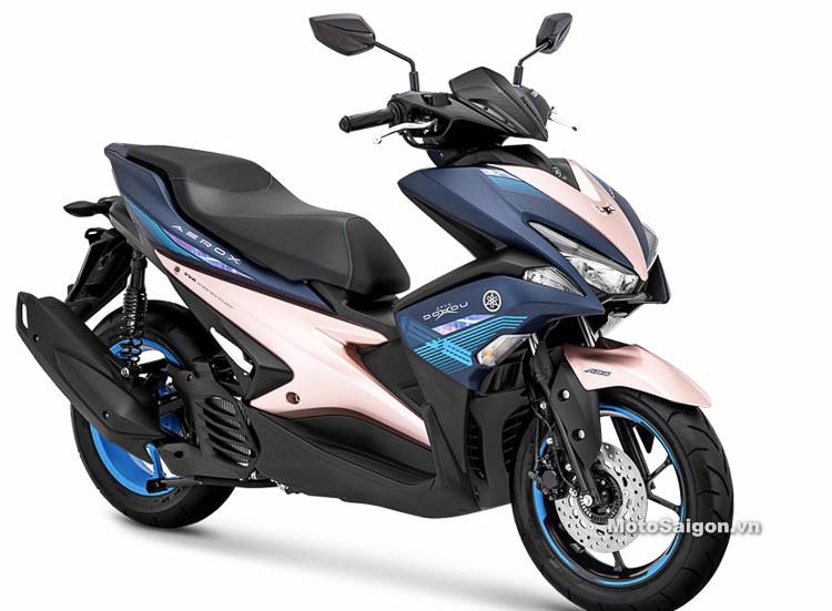 Yamaha NVX 155 Doxou 2019 phiên bản giới hạn (Aerox 155 Doxou)