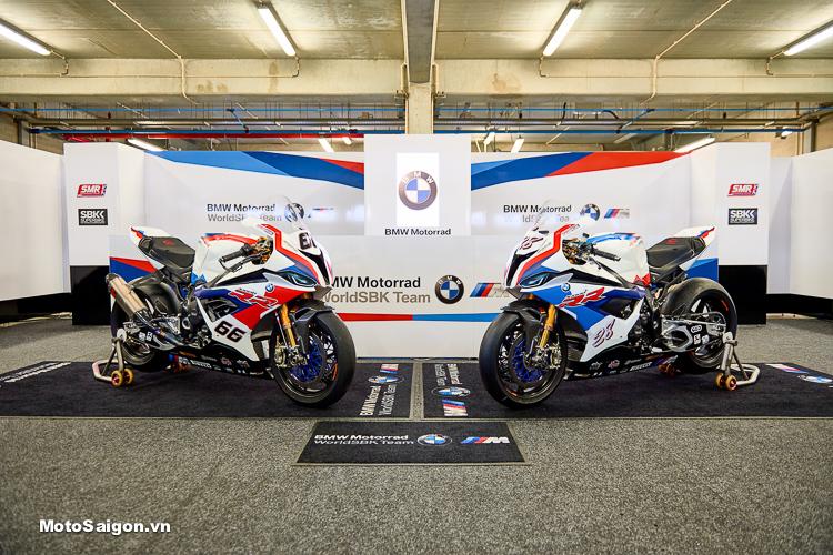 BMW S1000RR SBK 2019 chính thức ra mắt