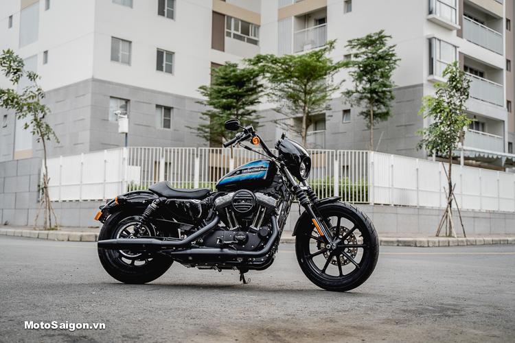 Harley-Davidson Iron 1200 2019 đã có mặt tại Việt Nam