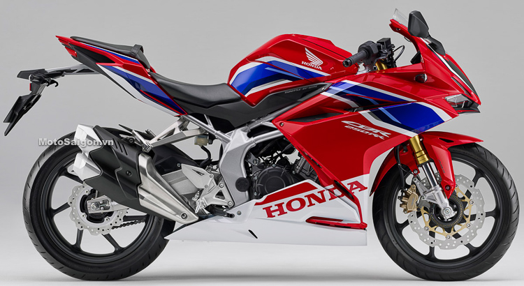 Honda CBR250RR 2019 ABS màu mới HRC
