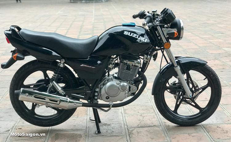 Suzuki EN 125 2019 bất ngờ về Việt Nam với giá bán siêu rẻ
