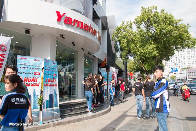 Yamaha Grande Hybrid 2019 xác lập 2 kỷ lục Việt Nam