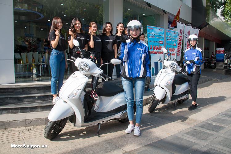 Đánh giá xe Yamaha Grande 2019 về thiết kế vận hành và giá bán