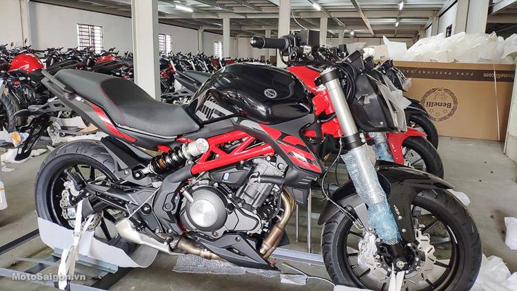 Benelli 302S 2019 đã có mặt tại Việt Nam sắp có giá bán