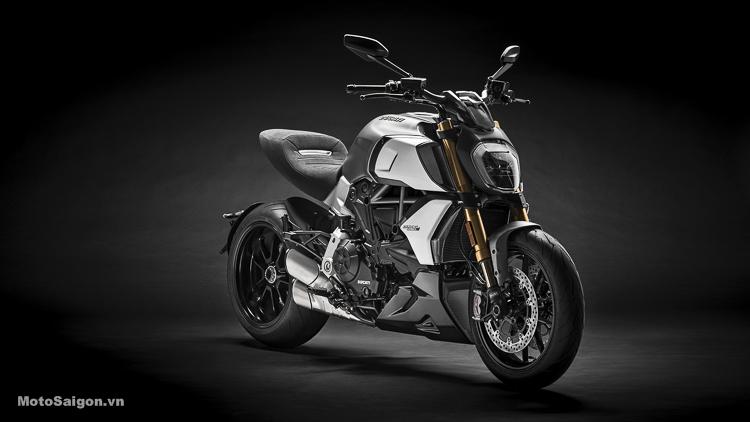 Chi tiết Ducati Diavel 1260 2019 sắp có giá bán tại Việt Nam