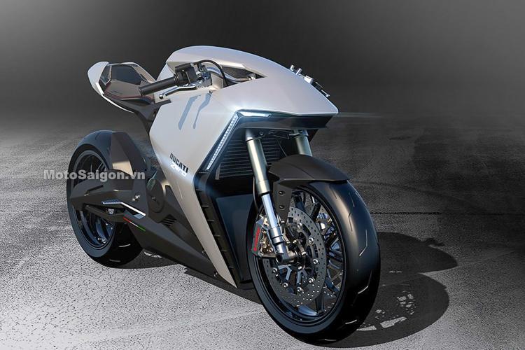 Ducati sẽ sản xuất xe moto điện và xe tay ga vào năm 2021