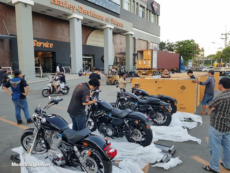 Các mẫu xe Harley-Davidson kèm giá bán 2019