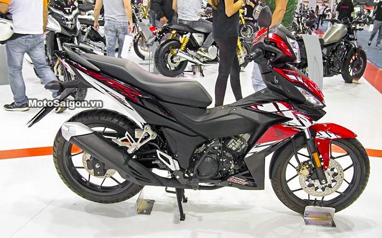 Mẫu Honda Winner 150 tại Indonesia có thêm ABS - Winner X