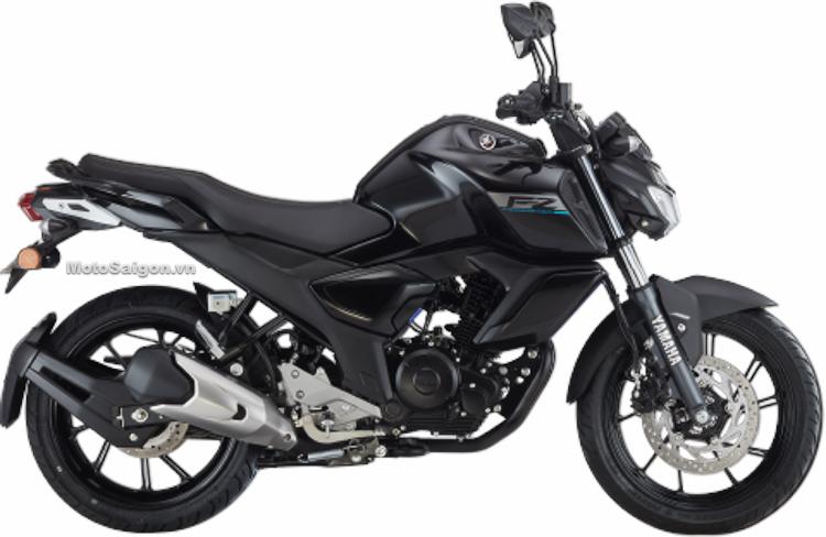 Yamaha FZ v3 2019 màu đen
