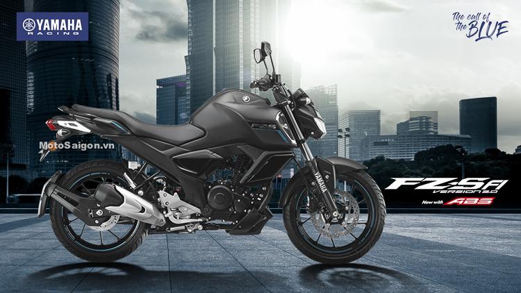 Yamaha FZ-S v3 2019 màu Đen nhám