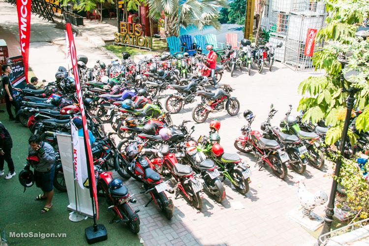 Đại hội KPIPE - Sân chơi đầy ý nghĩa dành cho các Biker trẻ tuổi