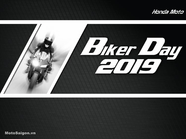 Biker Day Ngày hội trải nghiệm xe Moto PKL do Honda tổ chức