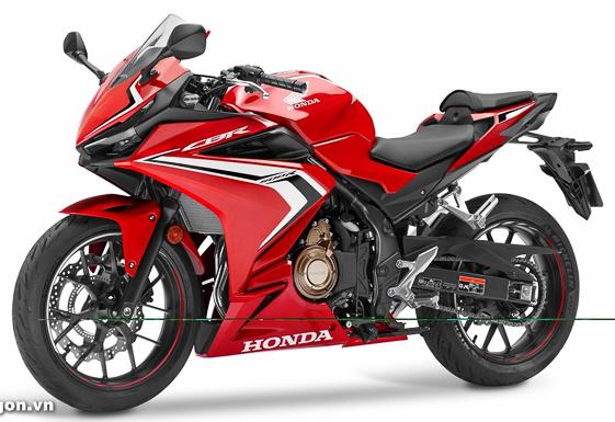 Giá xe moto Honda CBR500R
