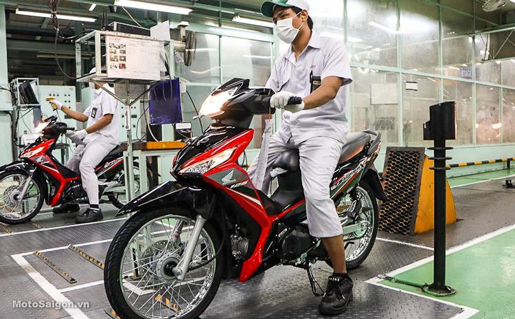 Honda Supra X125 FI 2019 ra mắt giá bán từ 27 triệu đồng